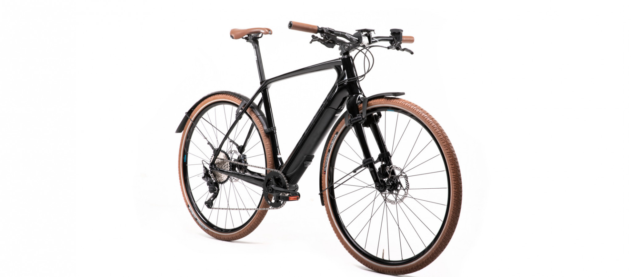 Look's new carbon fiber city electric bicycle weighs just 15 kg