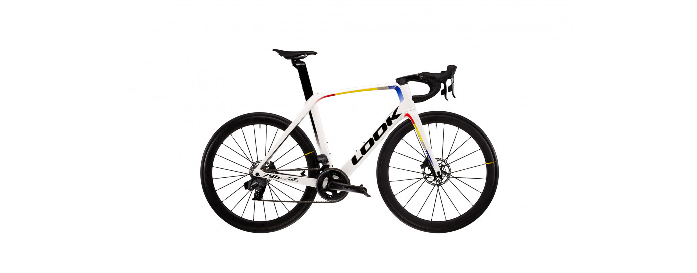 795 BLADE RS DISC PROTEAM WHITE GLOSSY MAVIC