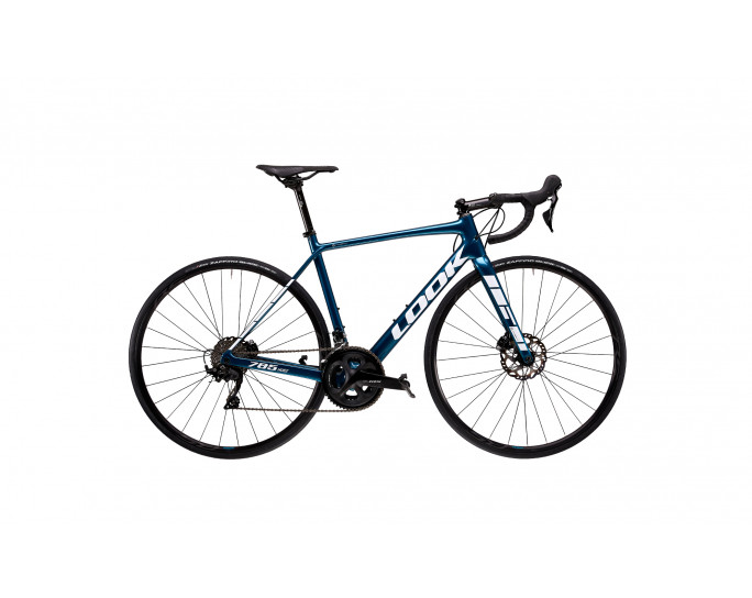 785 HUEZ DISC METALLIC BLUE GLOSSY