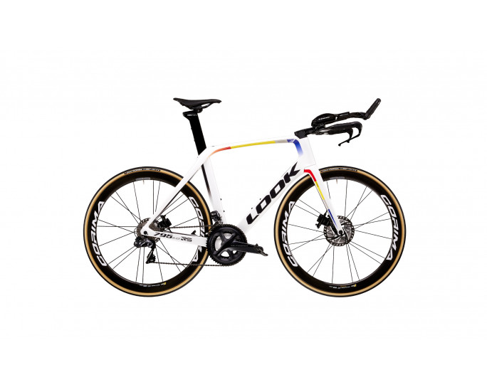 795 BLADE RS DISC TT PROTEAM WHITE GLOSSY